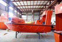 Rescueboat Solas