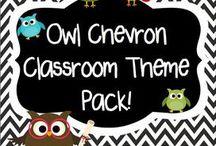 Classroom Themes (Decorating)