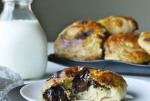 Chocolate sweet rolls / by Delores Shiner Kauffman