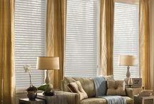 Sheer Shades / Achieve the ultimate balance between window décor, privacy, and natural light filtration!