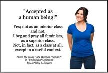 My Kind of Feminism :)