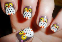 Nagel design / Vackra nagel DIY