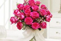FLOWERS IN A GLASS / Flowers are our greatest silent friends ,it is the sweetest things God ever made .Flowers are a perfect way to celebrate a special occasions like birthday,wedding,anniversary,sympathy etc.