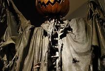 Halloween!!! / by Jennifer Thomassian