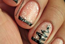 holiday NAILS / by Staci Smith