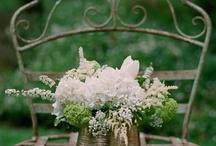 Romantická zahrada..romantická příroda