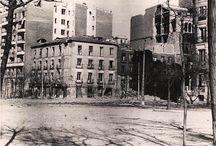 Madrid. Guerra civil