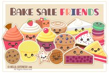 bake sale / by Suzanne Sparks (Munchkin Munchies)