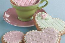 Pretty Cookies!