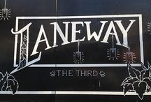 Laneway the third / Funky bars in Adelaide, South Australia