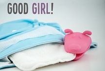 Diaper Dawgs / The mission at Diaper Dawgs is clear: to guard cloth diapering parents everywhere against the biggest gripe about cloth diapering – cleaning.