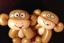 Balloon making available for parties ! / Balloons
