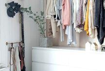 Kleiderschrank - Organisation