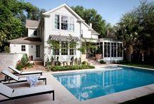 house & exteriors
