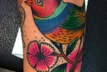 Tattoos  / by Mayzie Kohler