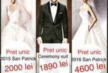 Bridal San Patrick 2016 / www.sposadelamore.ro