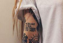 Tattoos<3 / {Tattoo Ideas & Designs}