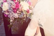 Ballet inspired wedding