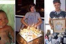 Happy 21th birthday Liam / 29th august 1993