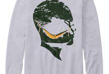 """Hammock T-Shirts / Hammock Town presents Hammock T-Shirts. 1st Edition is """"Hammock Head"""""""