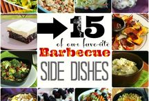 bbq sides / by Amy Long