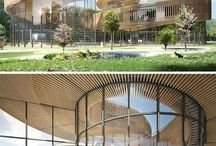 Modern Offices / Curved