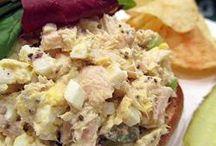 sandwiches/salads