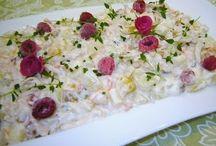 Saladas salgadas