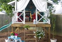 Play house ideas / Tree House
