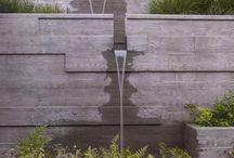 Garden Water Elements