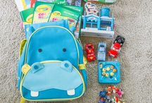 Things for aeroplane travel with kids