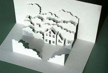 Maquetas papel