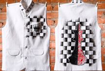Nehru Jackets / Launching our new Hand painted Nehru Jackets for kids. Buy yours sooner ! #rangrage #handpainted #nehrujackets