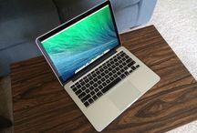 iPhones & iPads and mac book pros