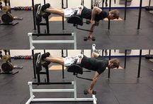 Gym / Gym stuff
