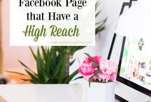 Social Media Marketing: Facebook / facebook marketing, facebook reach, facebook followers, increase facebook followers, social media marketing on facebook