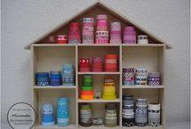 different craft storage ideas