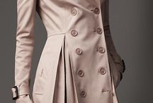 Trench coats / Trendy trench coats and outfits