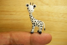 My new obsession (In a baby voice) cute,Tiny, and oh so little.  / Small stuff / by Amber Michelle