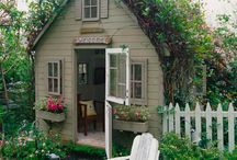 Playhouses and Playrooms / by Yankee Doodle Designs {Christen Smith}