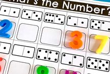 Pre -school Math Activities / This board is all about preschooler  Counting, number writing, basic math activities!