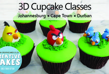 3D Cupcakes for Erin