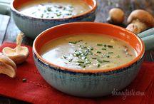 soups / by Katie Kocmond
