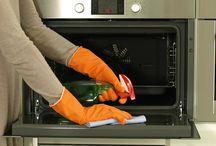 Limpeza forno