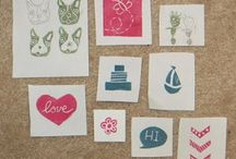 Stampin' Up! - Undefined stamps / Projects and ideas for the Undefined stamp line by Stampin' Up! / by Debbie {UnfrogettableStamping}