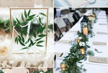 Caryn and Doug Wedding Flower ideas