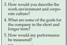 Job Interview Qs