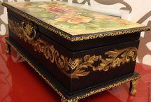 caixas lindas