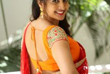 Saree beauty