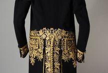 giacca marsina 1700